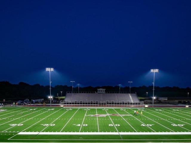 Image for Collierville High's brand new Landers SportsPlex