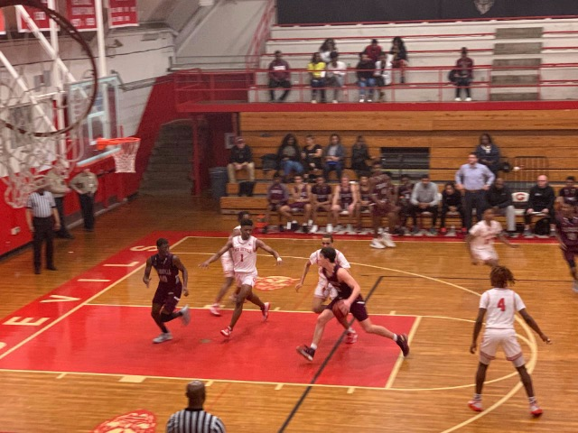 Dragons Basketball Teams Bring The Fire, Complete Sweep At Germantown