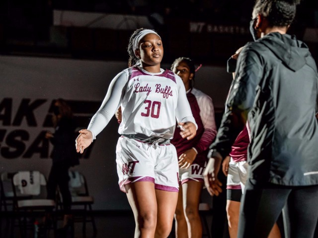 Catching Up With Yesterday's Stars:  Former Dragon Lauren Taylor and West Texas A&M Off To Hot Start