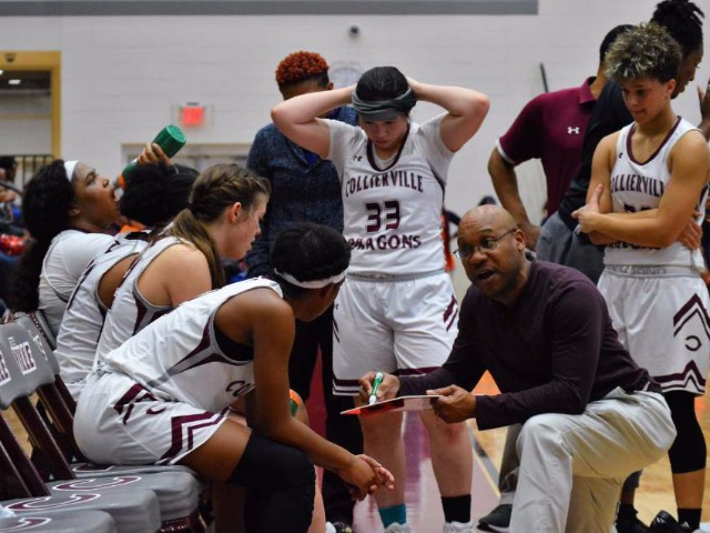 Image for Collierville Basketball Begins District Play With Ridgeway Sweep