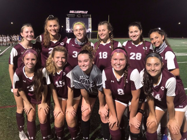 Women's Soccer Advances To TSSAA Region Final With 3-0 Win Over Bartlett