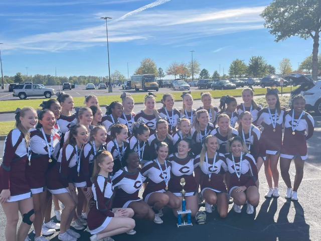 CHS Cheer Earns Nationals Bid After Regional Performance