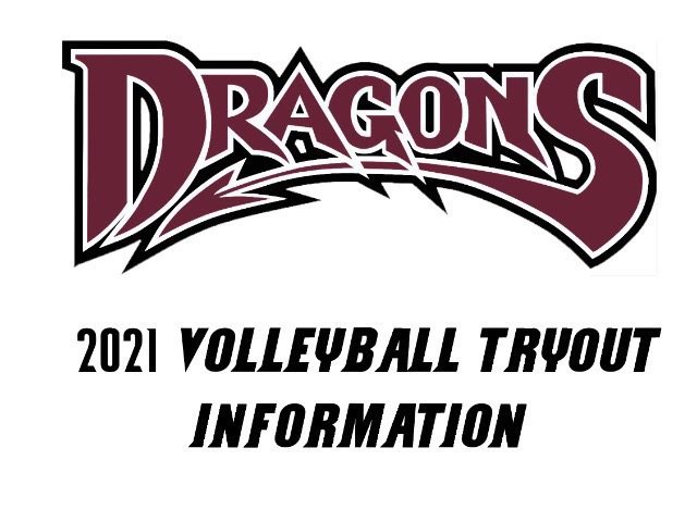 2021 Volleyball Tryout Information