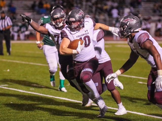 Image for Defense Continues To Wow In Dragons 45-7 Win Over Cordova