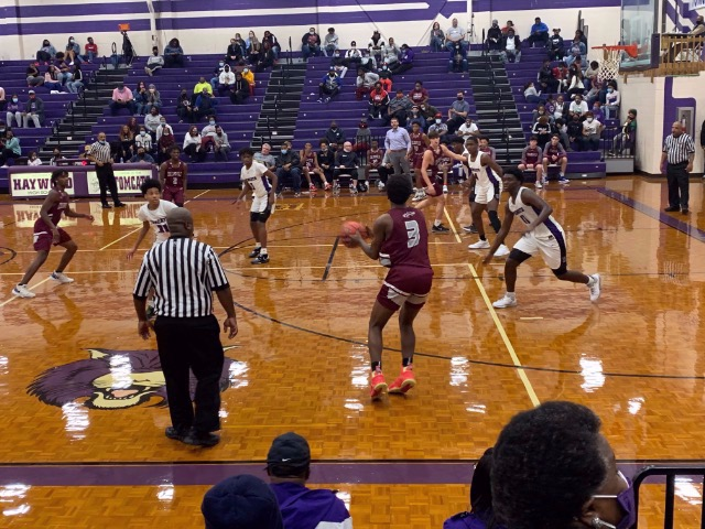 Image for Dragons Basketball Teams Sweep Haywood County In Season Opener