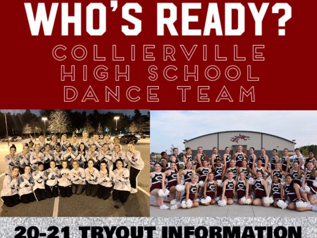 Collierville Dance and Hip-Hop Announces Tryout Information