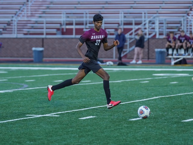 Dragons Soccer Defeats Central 3-0, Secures Sectional Berth
