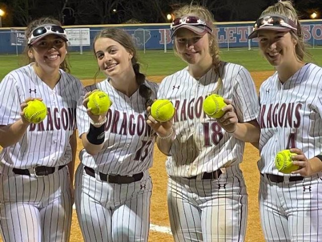 Home Runs Propel Collierville Softball To Victory At Bartlett