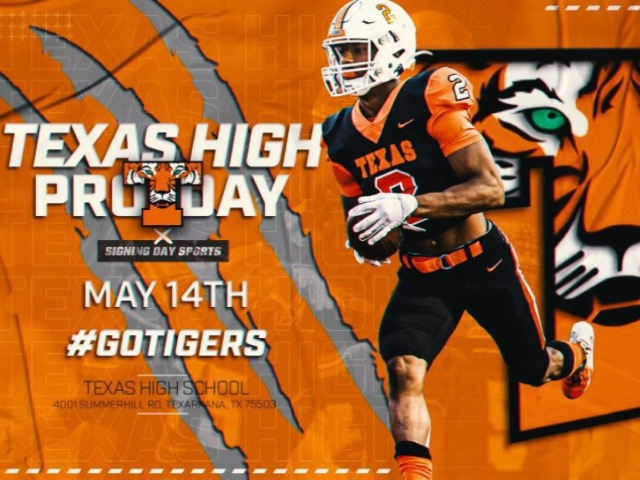 Image for Texas High Pro Day