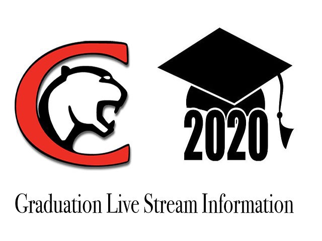 Live streaming of 2020 Graduation Ceremony Information