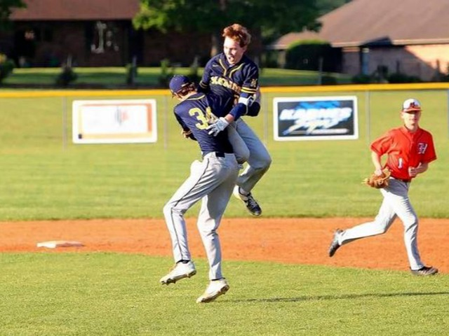 Trokey's RBI single lifts Marion Nine past Herrin in eight innings