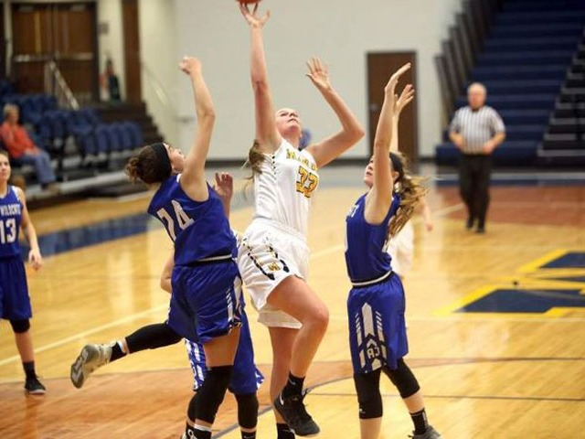 Marion girls fall to Anna-Jonesboro