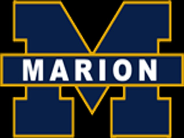 Marion track athletes compete at Top Times meet