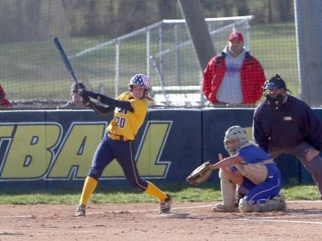 Marion softball blasts Massac County