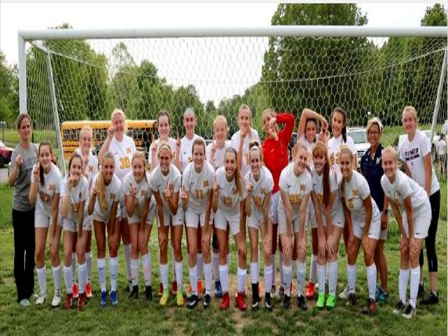 Marion soccer sets record for most school wins