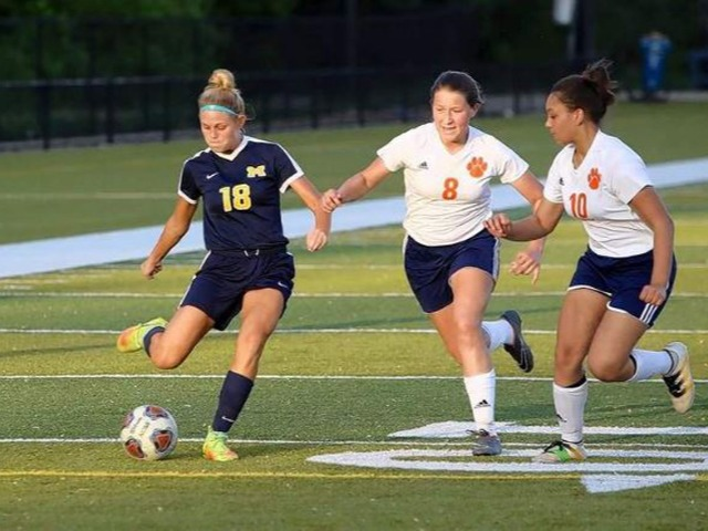 Marion soccer team advances to sectionals after capturing own regional championship