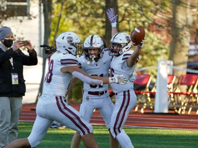 Don Bosco Prep football stuns No. 2 Bergen Catholic in rivalry win for the ages