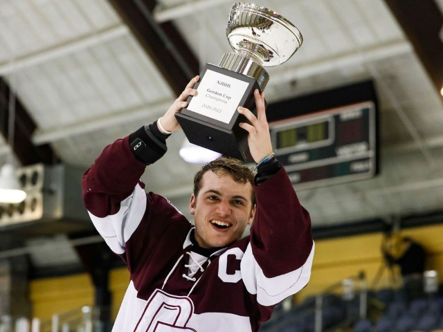 Don Bosco Prep's Connor Sedlak is the NJ.com Ice Hockey Player of the Year, 2021
