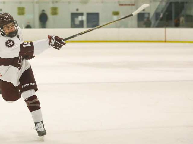 Ice Hockey: No. 1 Christian Brothers makes 3rd-period run to tie No. 2 Don Bosco