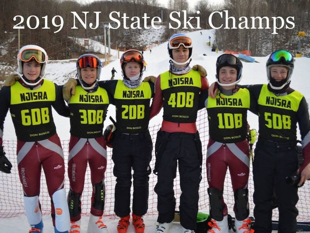 Don Bosco Prep earn state ski titles at NJISRA championships