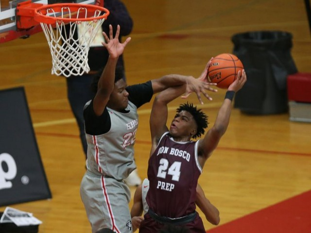 No. 14 Don Bosco Prep over Mater Dei - Shore Classic Showcase