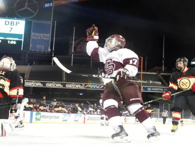 Tyler Sedlak looks to bring Don Bosco hockey back to state glory