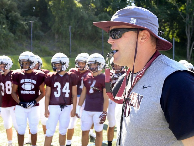 Right man, right time: Sabella brings toughness, winning pedigree back to Don Bosco