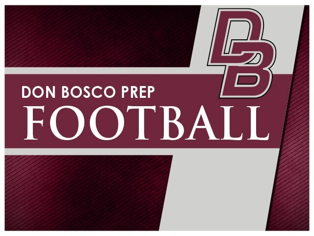 Pope John (0) at Don Bosco Prep (37)