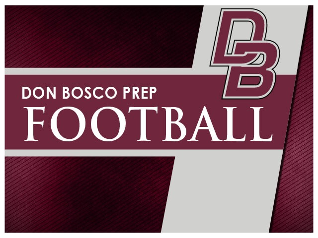 No. 4 Don Bosco Prep over Paramus Catholic