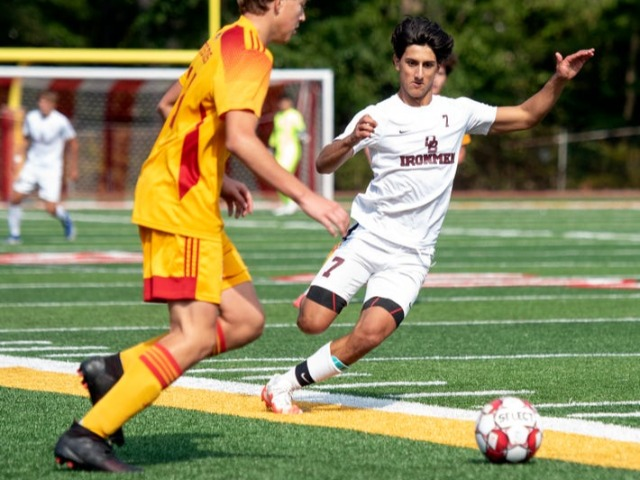 Inspired Don Bosco soccer beats Bergen Catholic after its captain leaves in an ambulance