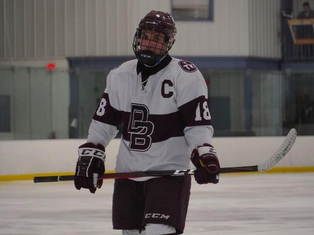 Boys ice hockey: Sedlak's hat trick pushes No. 6 Don Bosco past No. 13 St. Joseph (Mont.)