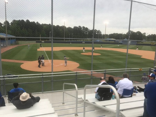 George Co. 6, Gulfport 2