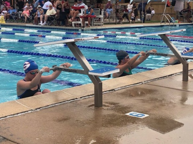Gulfport Swimming had a dominating performance at the College Park Pool