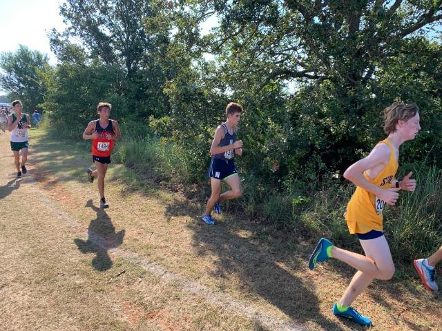 Boys Take 2nd, Girls 3rd at Choctaw