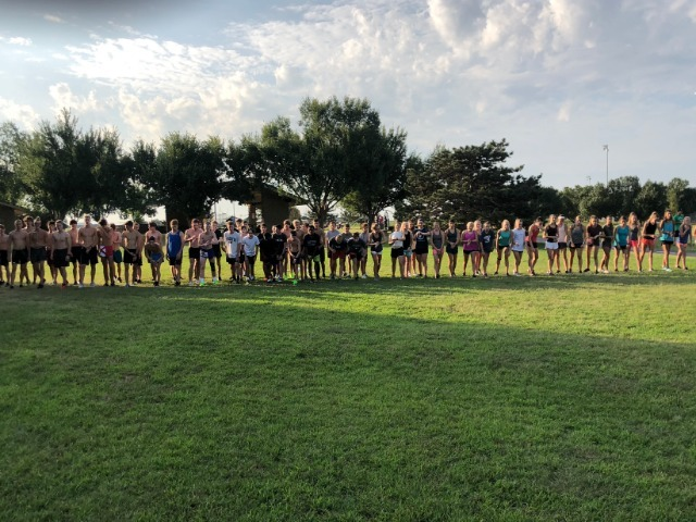Cross Country Kicks Off