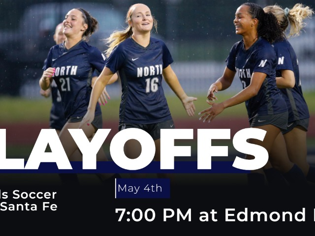 Girls Soccer Playoffs Start May 4th