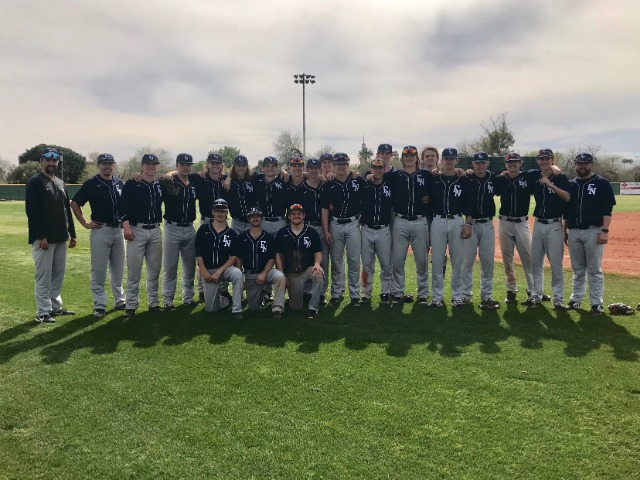 Baseball Wins Best of the West Tournament
