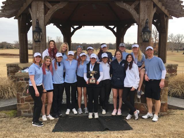 Girls Win Edmond North Invitational
