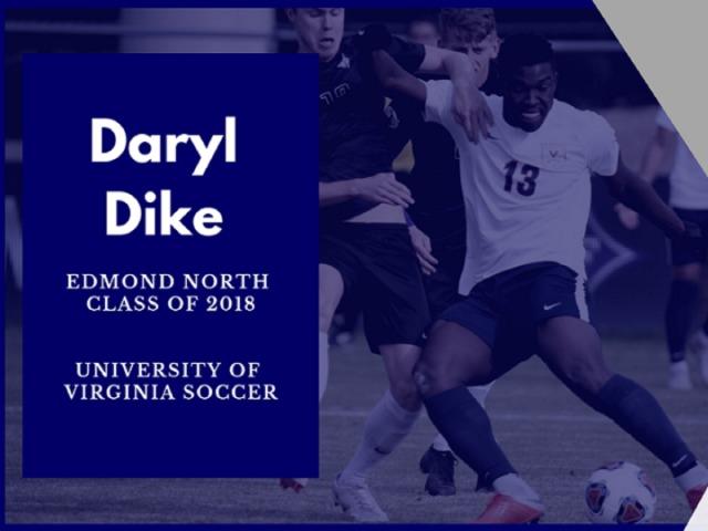 Alumni Spotlight - Daryl Dike Class of 2018