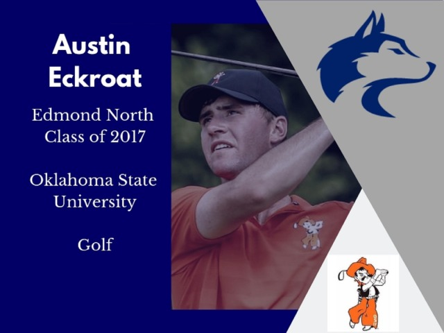 Alumni Spotlight-Austin Eckroat Class of 2017