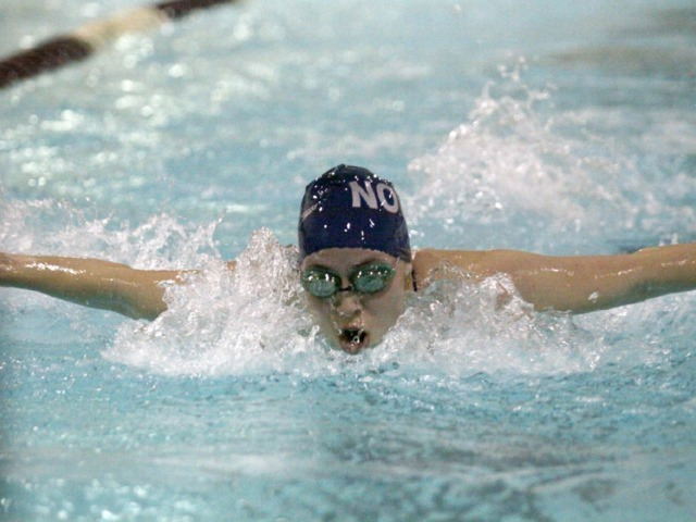 Swimmers compete in All-State Preview