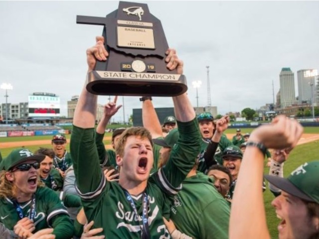 Image for Edmond Santa Fe caps dream season with first championship