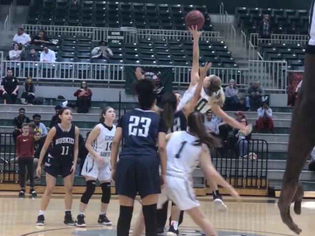 Freshmen Lady Wolves Basketball