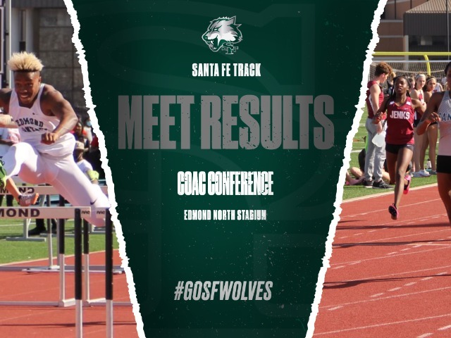 COAC Conference Track Meet Results