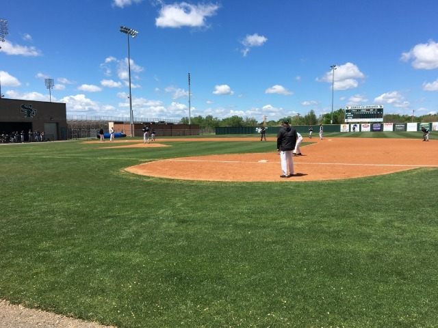 Wolves Open COAC Tournament With Win Over Norman North