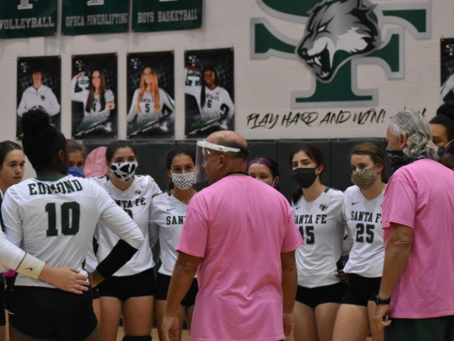 Edmond Santa Fe's Will Ethridge notches 1,000th career win
