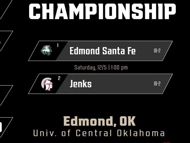 Championship Saturday will be LIVESTREAMED