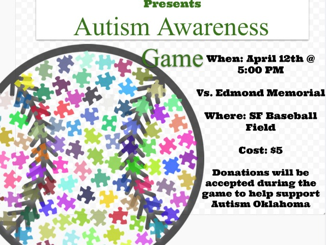 Wolves Set to Host Autism Awareness Game Against Edmond Memorial