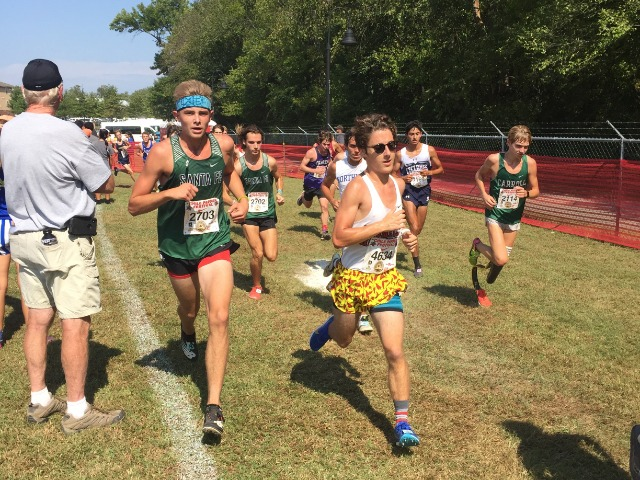 Cross-Country comes out 'hot' at the Chili Pepper run in Arkansas