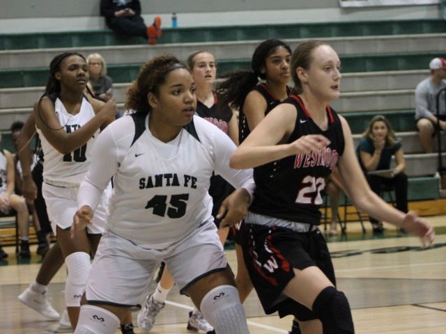 Girls take loss in first home game of the season
